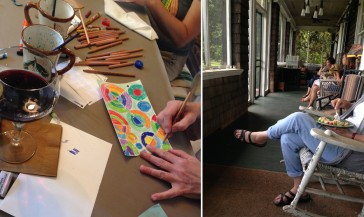 Art Retreat – July 9 to 12