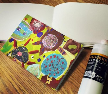 Canvas Covered Journals