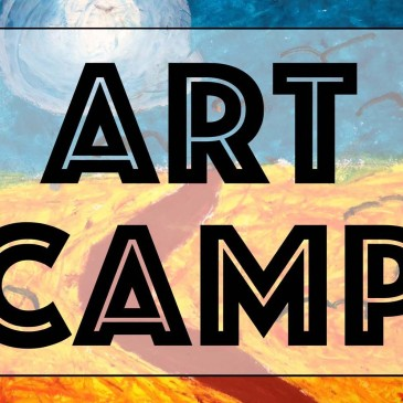 Planning an Art Camp, Day 1
