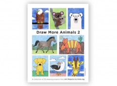easy animal drawing tutorials