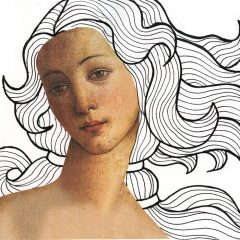 Venus and her Hair