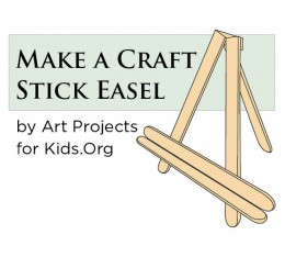 make your own easel