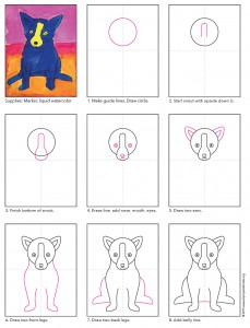 http://artprojectsforkids.org/wp-content/uploads/2015/08/Blue-dog-diagram-229x300.jpg