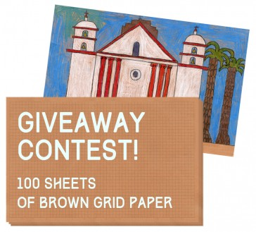 Mission Paper Giveaway Contest