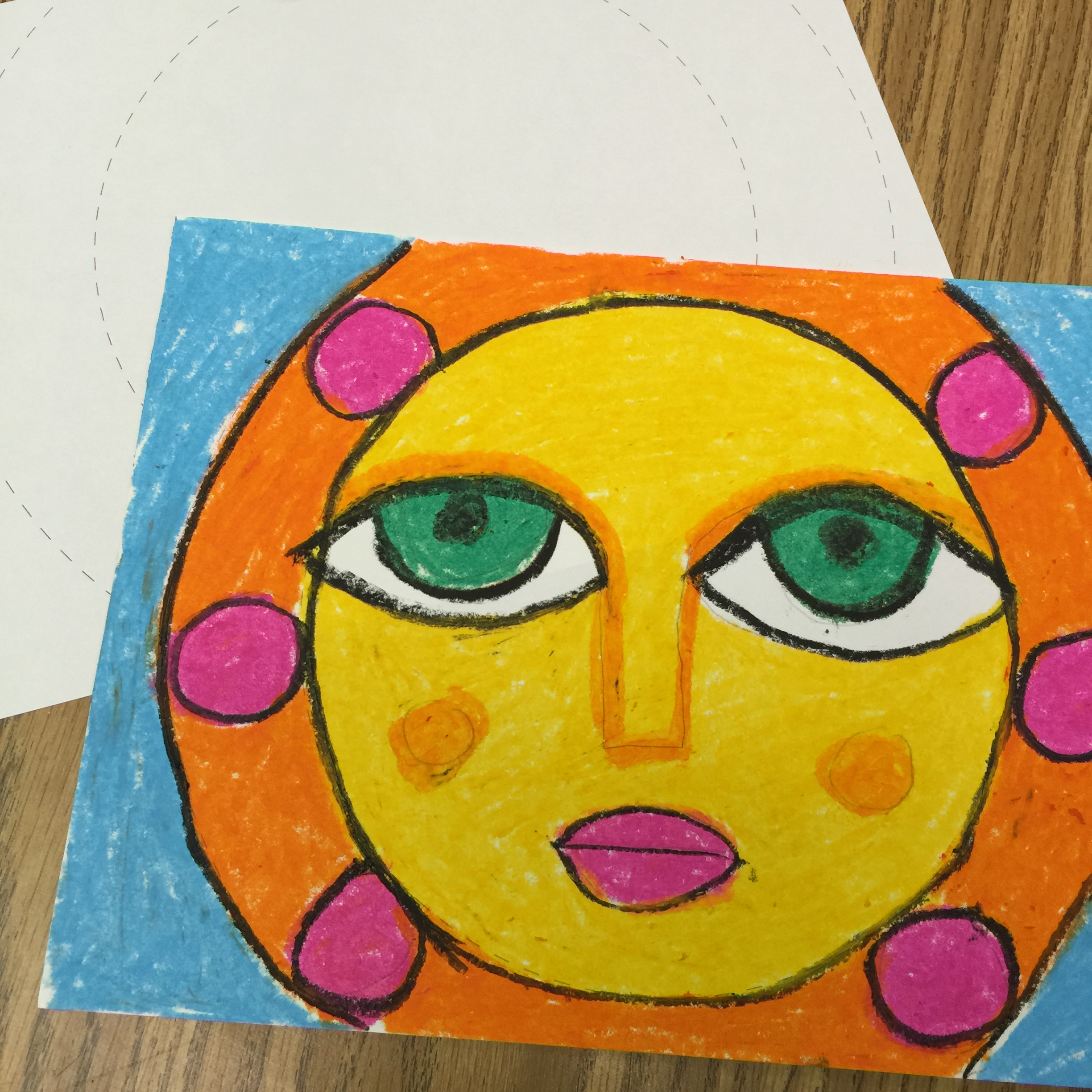 oil pastel projects Free pastel projects by masterpiece art instruction try a close up of vincent van gogh's starry night in soft or oil pastels good for students ages 8 and up.