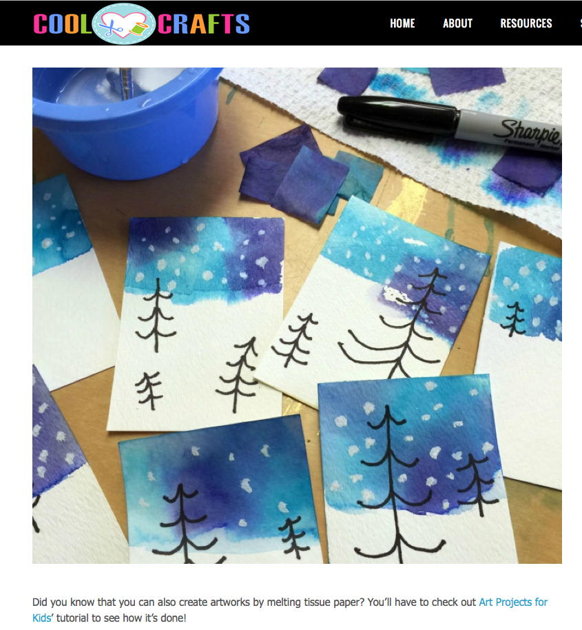 Winter party ideas for 3rd graders craft ideas for 1st for Crafts for 3rd graders