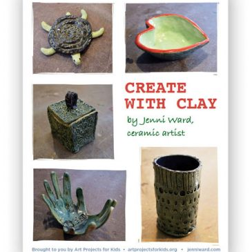 NEW! Create with Clay eBook