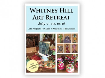 Art Retreat 2016