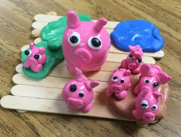 Dominic's Piglets