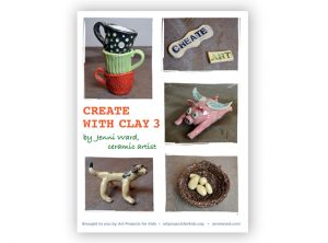Create with Clay 3 eBook