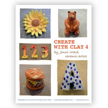 """Create with Clay 4"" eBook"