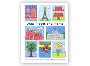 how to draw places
