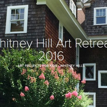 Whitney Hill Art Retreat 2016