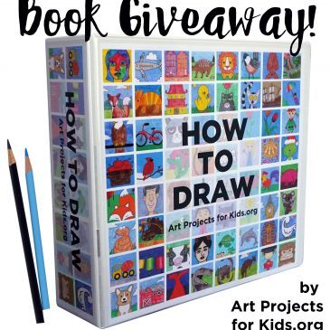 """How to Draw"" Book Giveaway"