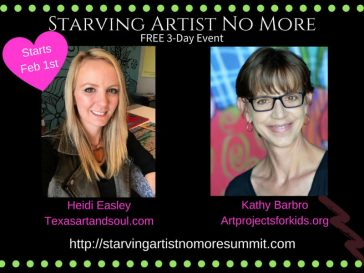Starving Artist No More Summit