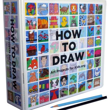 "New ""How to Draw"" eBook"