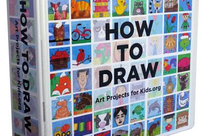 """New """"How to Draw"""" eBook"""