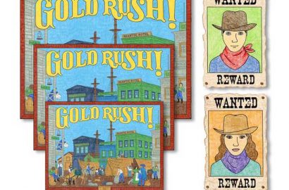 Gold Rush PDF Package, $10