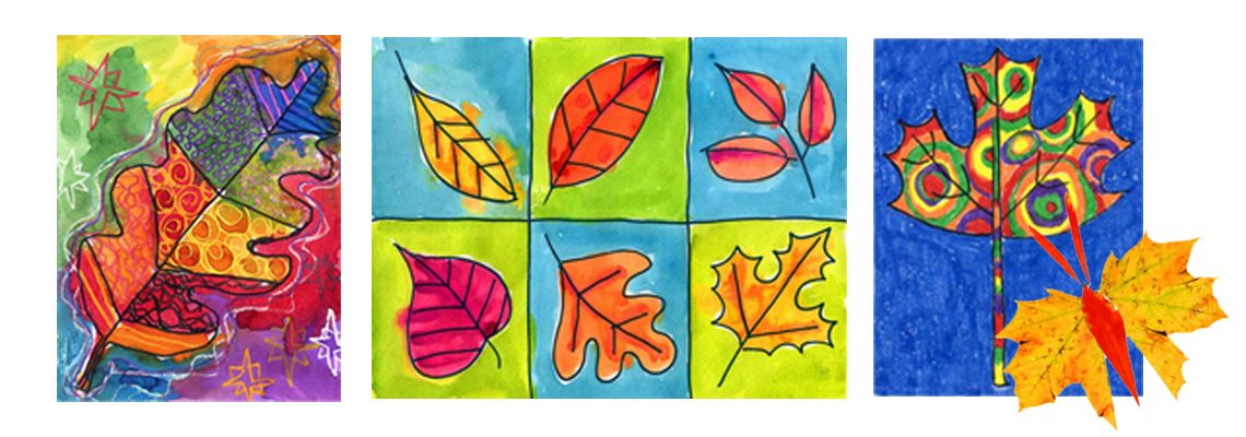 Daily Blog: Fall Art Projects and More