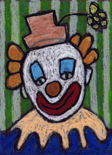 Draw a Clown