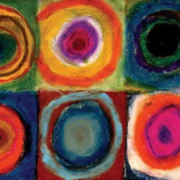 artist Kandinsky Archives · Art Projects for Kids