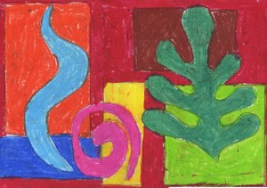 Matisse shape project