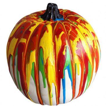 An Artist's Pumpkin