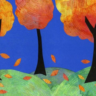 fall art projects for kids