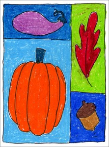 Fall-symbols-drawings