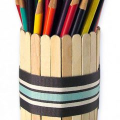 Pencil Can Holder