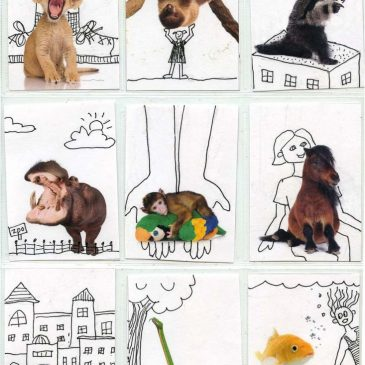 artist trading cards ideas