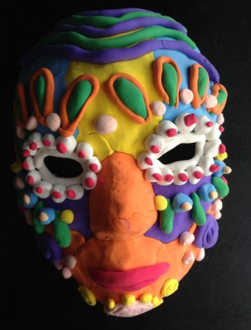 mask decoration ideas