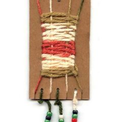 simple weaving for kids