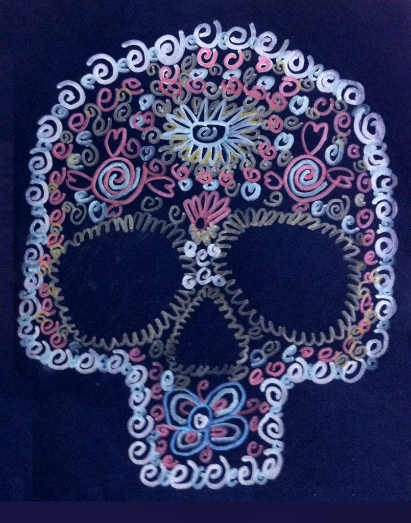 Day Of The Dead Is Also Known As All Souls And Celebrated In Mexico To Pray For Remember Friends Family Members That Have Passed Away
