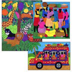 Haiti Mini Murals