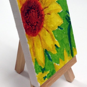 Mini Van Gogh Painting