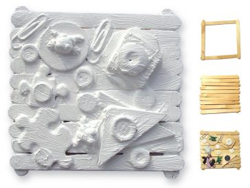 Louise Nevelson found sculpture project