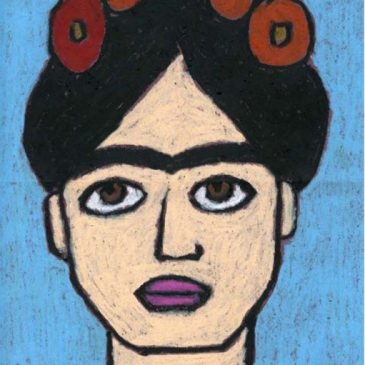 frida kahlo for kids