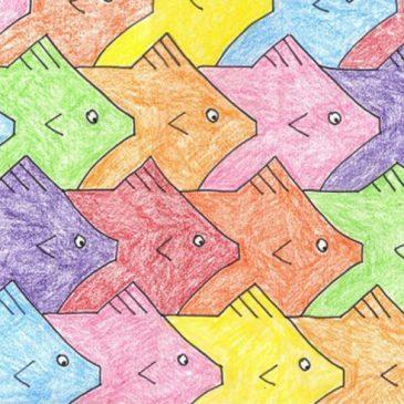 artist m c escher archives   art projects for kids