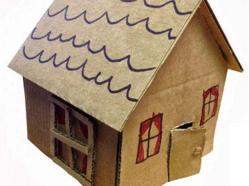 Little Cardboard House