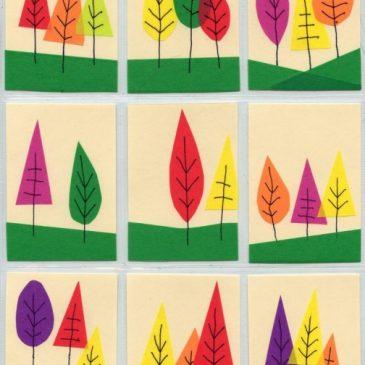 artist trading card theme ideas