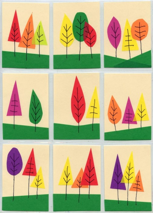 fall art project for kids