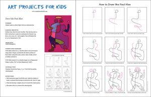 Draw Paul Klee