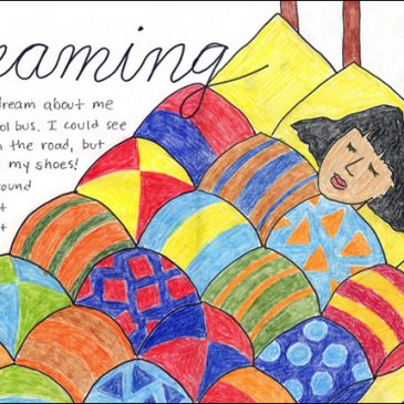 Draw a Dreaming Story