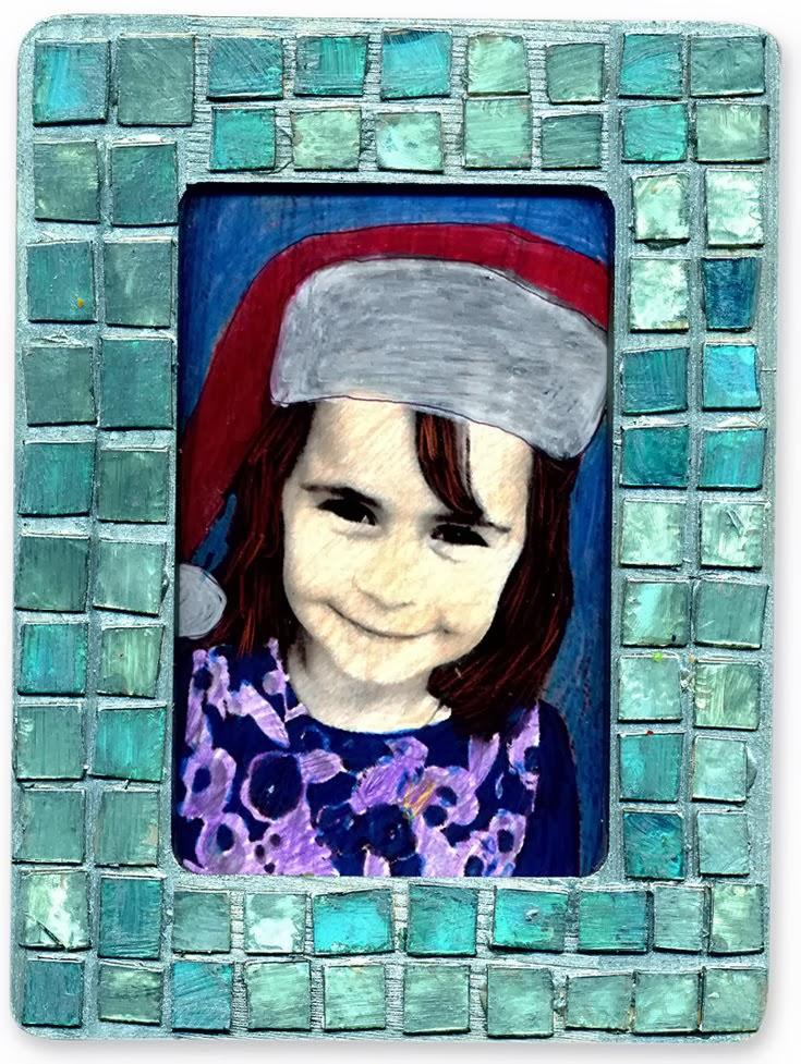 mosaic art easy