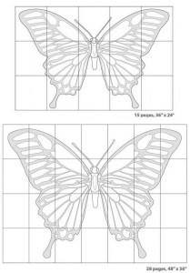 Butterfly-Canvas-Diagram
