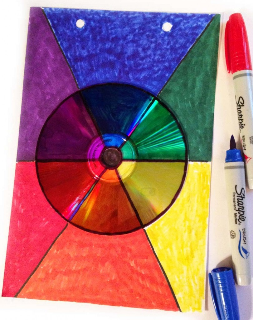 color wheel project A color wheel explains how colors relate to each other and which colors will look good together nothing teaches you as much about color mixing as creating your own color wheel take a look at these creative color wheel project ideas.