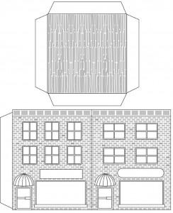 City building diagram