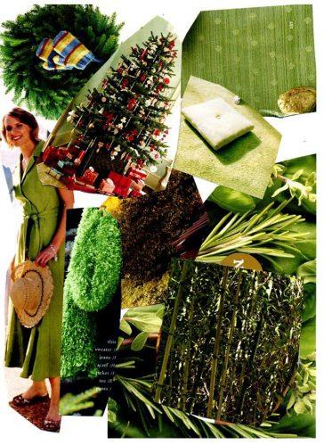 magazine color collage