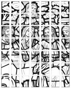 communion banner ideas